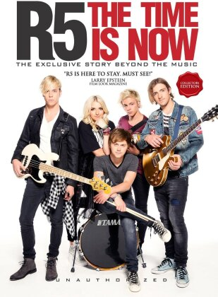 R5 - The Time is Now - The Exclusive Story beyond the Music (Collector's Edition)