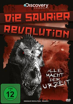 Die Saurier-Revolution - Staffel 1 (Discovery Channel)