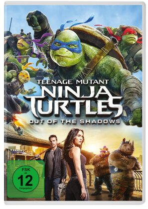 Teenage Mutant Ninja Turtles 2 - Out Of The Shadows (2016)
