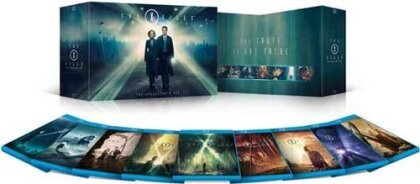 X-Files - The Collector's Set (Remastered, 55 Blu-rays)