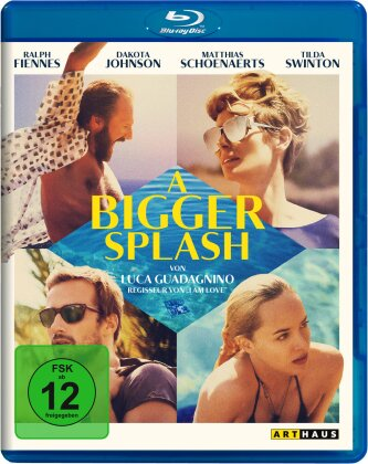A Bigger Splash (2015) (Arthaus)