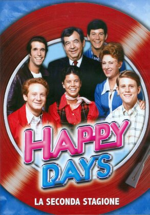 Happy Days - Stagione 2 (Neuauflage, 4 DVDs)