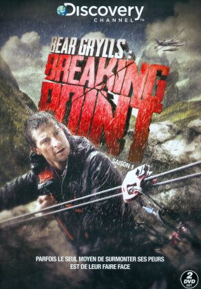 Bear Grylls - Breaking Point - Saison 1 (Discovery Channel, 2 DVDs)