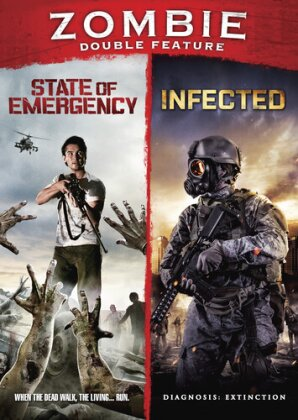 Infected / State of Emergency - Zombie Double Feature (2 DVDs)