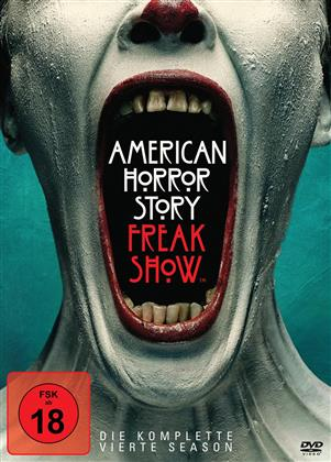 American Horror Story - Freak Show - Staffel 4 (4 DVDs)
