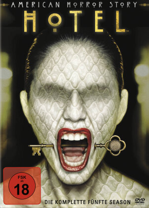 American Horror Story - Hotel - Staffel 5 (4 DVDs)