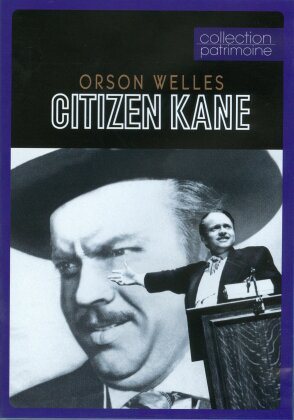 Citizen Kane (Collection Patrimoine, s/w)