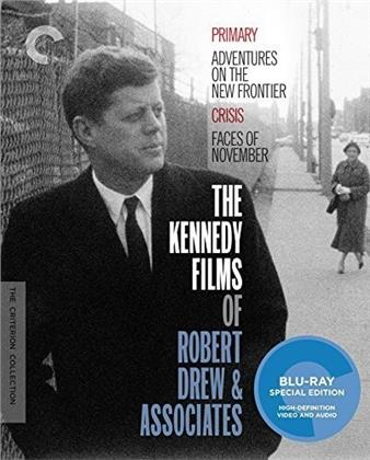The Kennedy Films of Robert Drew & Associates (Criterion Collection)