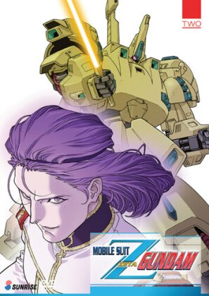 Mobile Suit Zeta Gundam - Part 2 (5 DVDs)