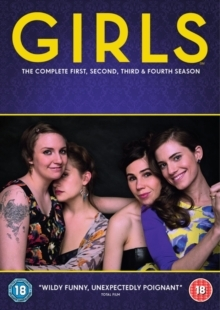 Girls - Season 1-4 (8 DVDs)