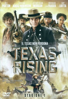 Texas Rising - Stagione 1 (2015) (3 DVDs)