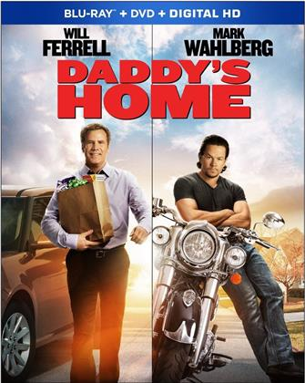 Daddy's Home (2015) (Blu-ray + DVD)