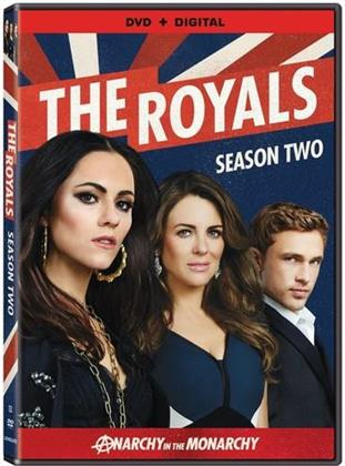 The Royals - Season 2 (3 DVDs)