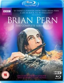 Brian Pern - The Complete Series 1-3 (2 Blu-rays)