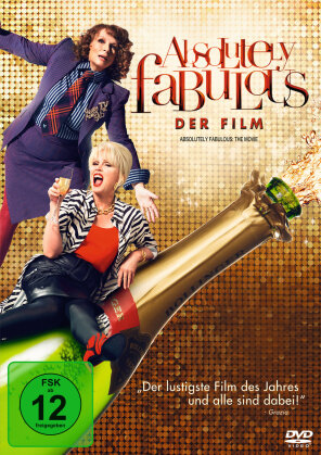 Absolutely Fabulous - Der Film (2016)