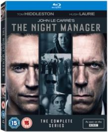 The Night Manager - The Complete Series (2 Blu-rays)