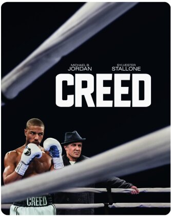 Creed (2015) (Limited Edition, Steelbook)