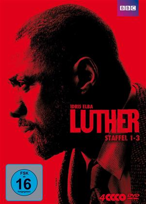 Luther - Staffel 1-3 (4 DVDs)