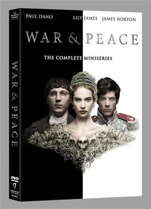 War & Peace - TV Mini-Series (2 DVDs)
