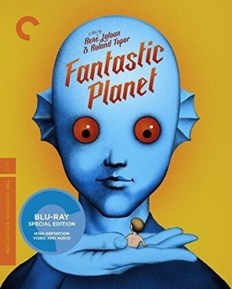 Fantastic Planet (1973) (Criterion Collection)