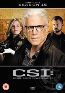 CSI - Crime Scene Investigation - Season 15 - The Final Season (5 DVDs)