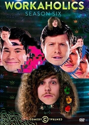 Workaholics - Season 6 (2 DVDs)