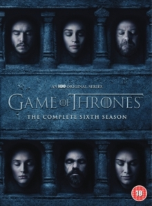Game of Thrones - Season 6 (5 DVDs)