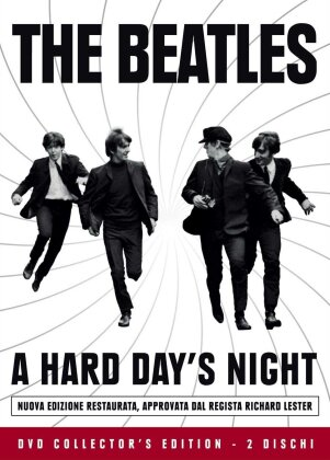 The Beatles - A hard Day's Night (Collector's Edition, 2 DVDs)