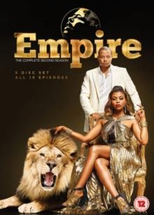 Empire - Season 2 (4 DVDs)