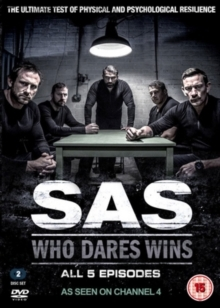 Sas: Who Dares Wins (2 DVDs)