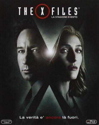 The X Files - Stagione 10 - La Stagione Evento (2 Blu-rays)