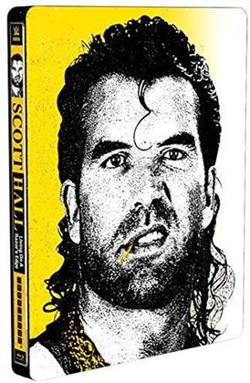 WWE: The Scott Hall Story - Living on a Razor's Edge (Limited Edition, Steelbook, 2 Blu-rays)