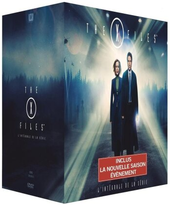 The X Files - L'intégrale - Saisons 1-10 (Limited Edition, 62 DVDs)