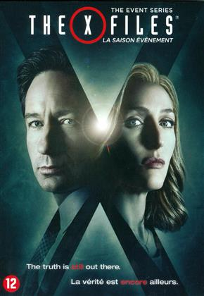 The X Files - Saison 10 - La saison événement (3 DVDs)