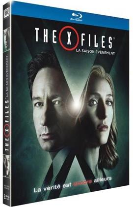 The X Files - Saison 10 - La saison événement (2 Blu-rays)