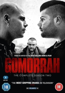 Gomorrah - Season 2 (4 DVDs)