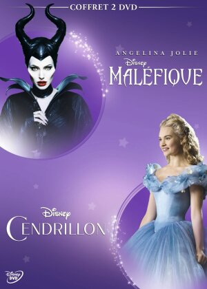 Maléfique / Cendrillon (Box, 2 DVDs)