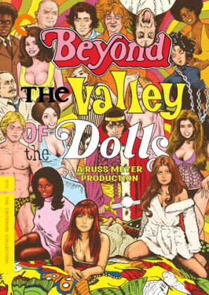 Beyond the Valley of the Dolls (1970) (Criterion Collection, 2 DVDs)