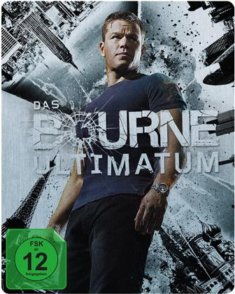 Das Bourne Ultimatum (2007) (Exklusives Steelbook)