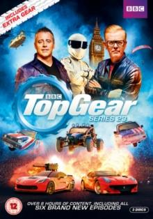 Top Gear - Season 23 (3 DVDs)