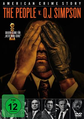 American Crime Story - Staffel 1 - The People v. O.J. Simpson (4 DVDs)