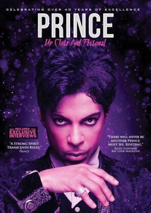 Prince - Up Close & Personal (Inofficial)