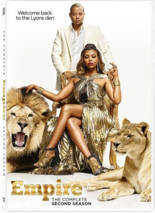 Empire: Season 2 - Empire: Season 2 (5PC) / (Box) (Widescreen, 5 DVDs)