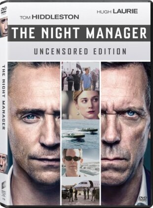 The Night Manager - Season 1 (2 DVDs)