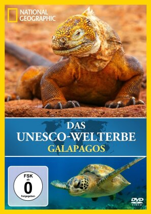 Das UNESCO-Welterbe - Galapagos (National Geographic)