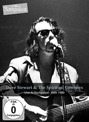 Dave Stewart & Spiritual Cowboys - Live at Rockpalast