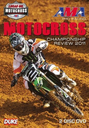 AMA Pro Racing - Motocross Championship Review 2011 (2 DVDs)