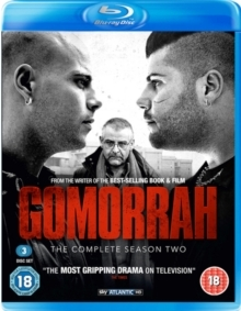 Gomorrah - Season 2 (3 Blu-rays)