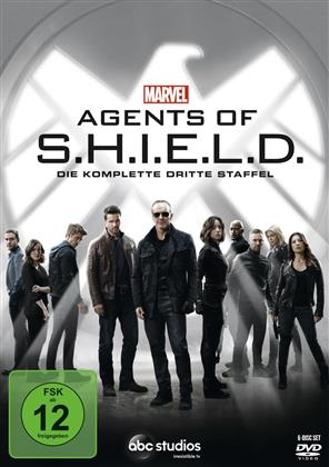 Agents of S.H.I.E.L.D. - Staffel 3 (6 DVDs)