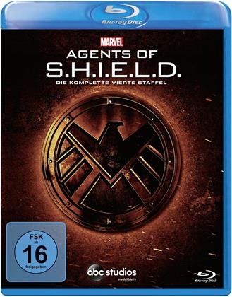 Agents of S.H.I.E.L.D. - Staffel 4 (5 Blu-rays)